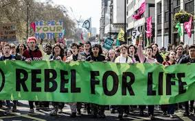 "Boris Johnson Says Extinction Rebellion Activists Are ""hemp smelling"""
