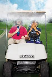 20% of professional golfers are on the weed says report