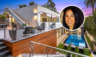 Cannabis Vape Queen Carissa Davino Buys $9 Million L.A. Mansion