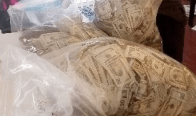 Sheriff: 2 tons of pot, $1 million seized from Chinese operation in California