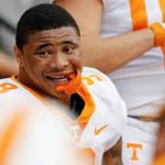 Tennessee RB Tim Jordan arrested in Florida on gun, marijuana charges