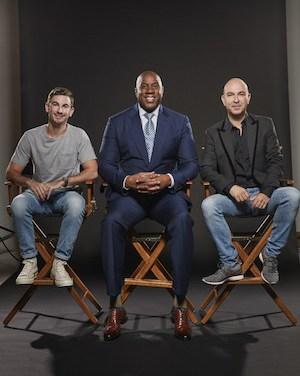 Magic Johnson Partners  With Uncle Bud's Hemp & CBD