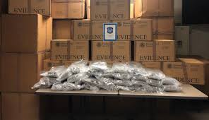 More than half-ton of marijuana found in truck from Canada