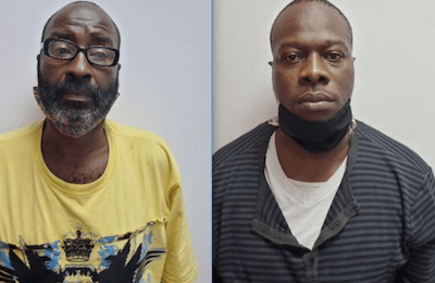 Trinidad: 2 charged with $95m drugs in shipping container