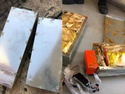 Qatar- Customs thwarts attempt to smuggle hashish in metal cans