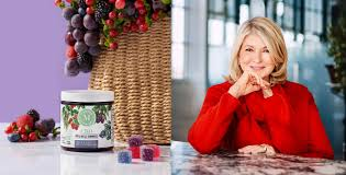 Martha Stewart launches CBD line