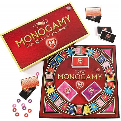 Best Board Games for Adults - Monogamy