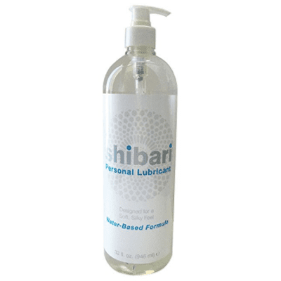 Shibari Lubricant-best water based lubes