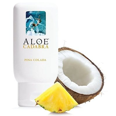 Aloe Cadabra Natural Flavored Personal Lubricant-Best Flavored Lubricants