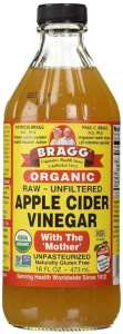 BRAGG APPLE CIDER VINEGAR (16 FLoz)