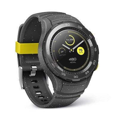 Huawei Watch 2 - Concrete Grey - Android Wear 2.0-5 Best Smart Watches