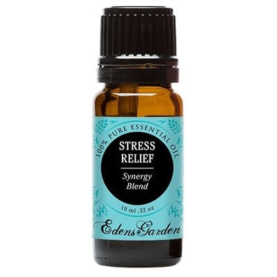 Eden's Garden Stress Relief-5 Best Essential Oils for Depression