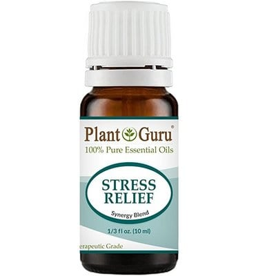 Plant Guru Stress Relief-5 Best Essential Oils for Depression