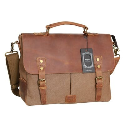 Wowbox Messenger Satchel Bag-5 Best Messenger Bags