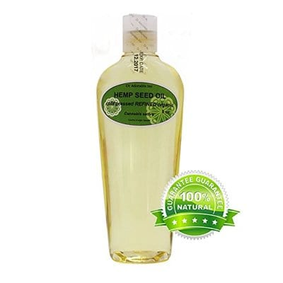 Dr. Adorable Refined Cold Pressed Organic 8 oz-5 Best Hemp Oils