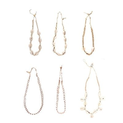 Frogsac Cowrie Shells Hemp Unisex-5 Best Hemp Necklaces