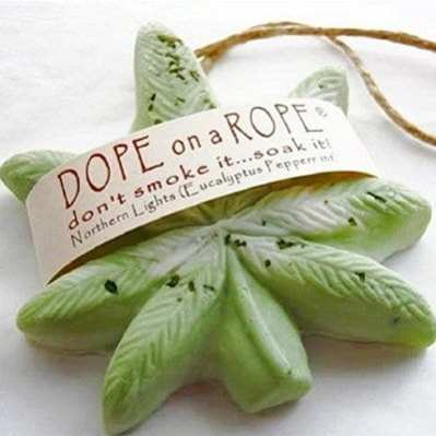 Rage Paints Northern Lights Dope On A Rope-5 Best Hemp Soaps