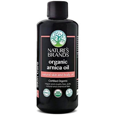 Best Carrier Oils for Essential Oils - Nature's Brand Organic Arnica Oil