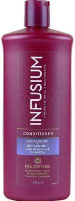 Best Conditioners For Wavy Hair - INFUSIUM, Conditioner, Moisturize and Replenish.