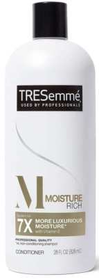 Best Conditioners For Wavy Hair - TRESemmé Moisturizing Conditioner For Dry Hair
