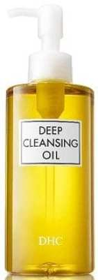 Face Washes for Oily Skin - DHC Deep Cleansing Oil