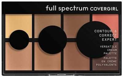Best Contour Kits - Covergirl Contour and Correct Expert