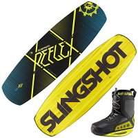 Slingshot Reflex Wakeboard With Rad Bindings-97510