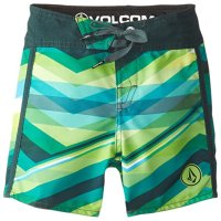 Volcom Little Boys' Blocko Boardshort