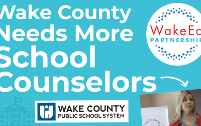 Why Wake County Needs More School Counselors