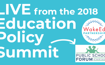 Live from the 2018 Education Policy Summit