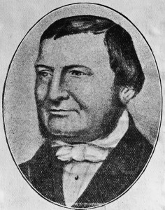 Pastor Kavel, described in Friedrich Gerstäcker's Australia