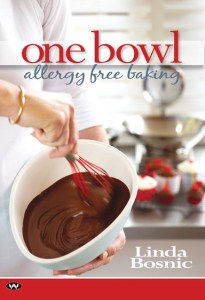 One Bowl Allergy Free Baking, perfect for friends or children with allergies
