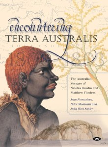 Encountering Terra Australis cover