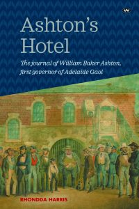The cover of Ashton's Hotel, by Rhondda Harris