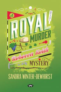 A Royal Murder cover