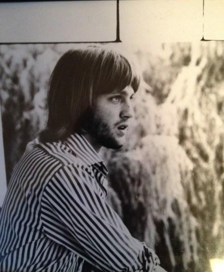 Michael, mid-seventies
