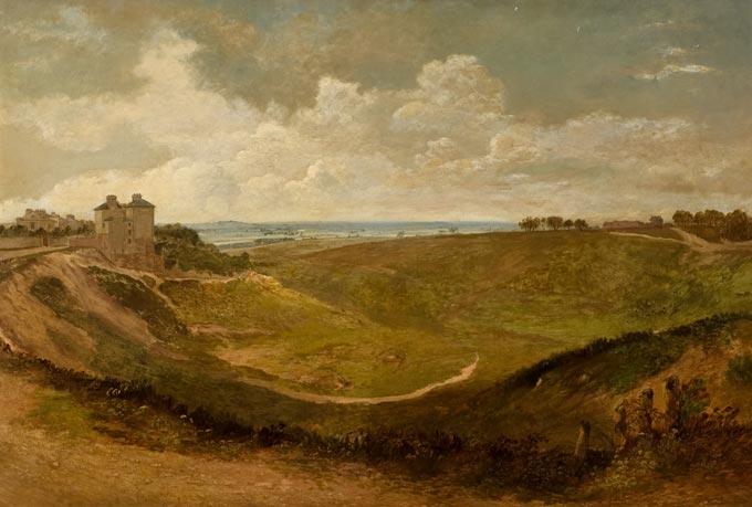 Old English Landscape