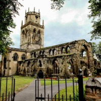 Guest blogspot:  Memories of Old Church in Pontefract 1929 - 39 by Ken Atkinson