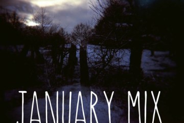January 2014 mix cover artwork