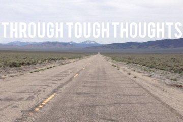 Jordan O'Jordan Through Tough Thoughts album art