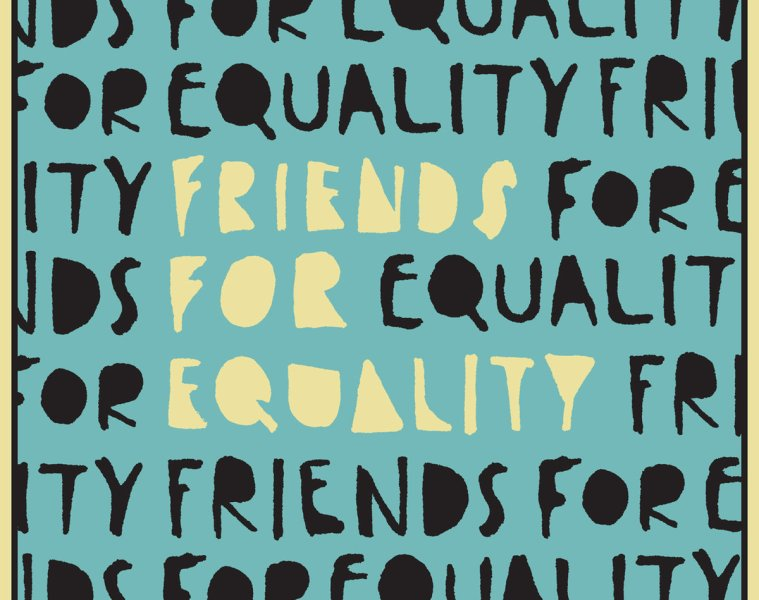 friends for equality cover art