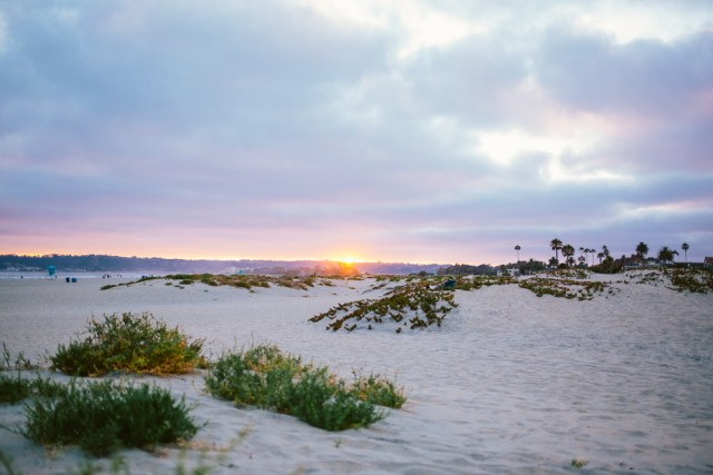 Coronado Sunset - Waketon Road Blog-32