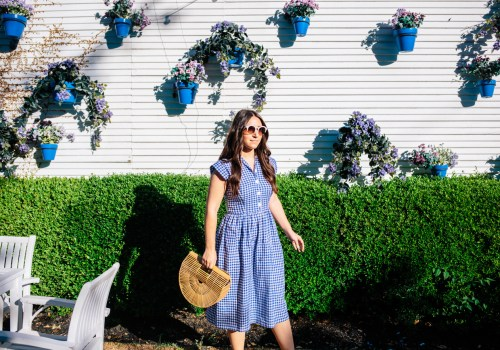 Christy Dawn Gingham Dress on Waketon Road