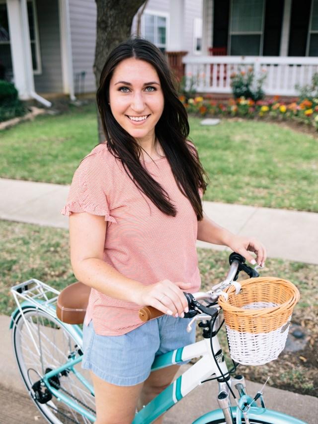 Spring Bike Ride on Waketon Road
