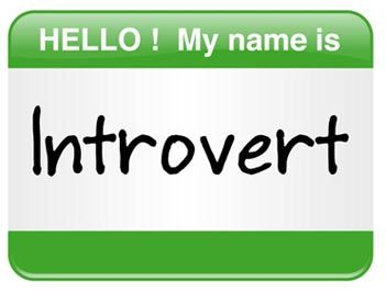 Image result for introvert clipart