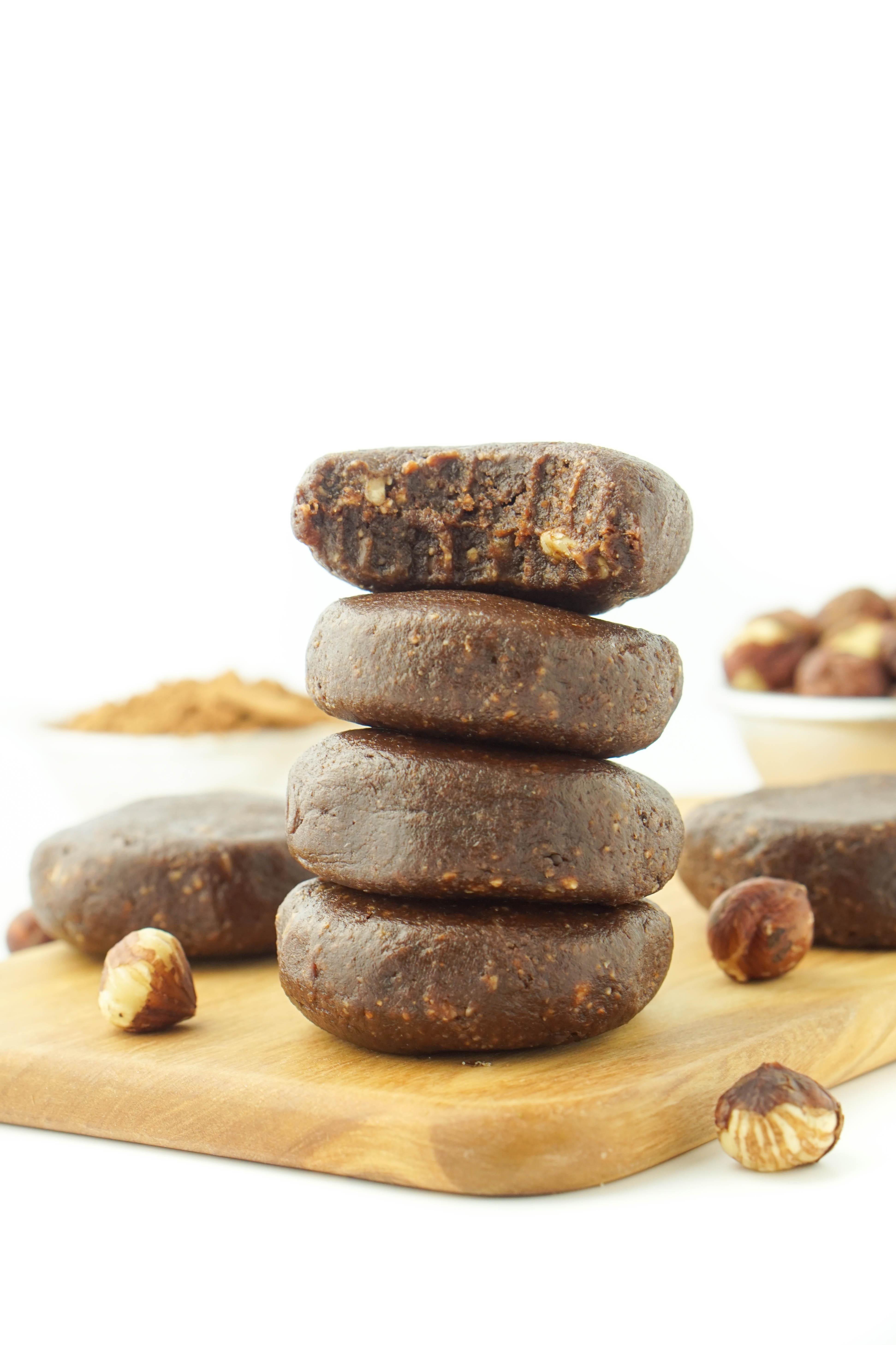 Hazelnut cookie recipe with nutella