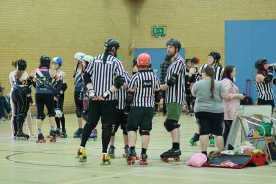 Refs and Rollers