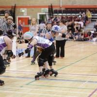 Wakefield Roller Derby Jammer 2