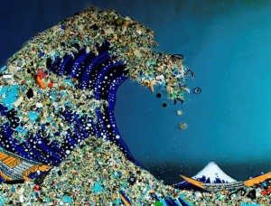 Ocean Trash Pollution