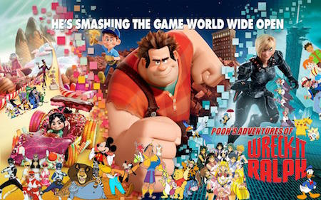 Poohs_Adventures_of_Wreck-it_Ralph_Poster